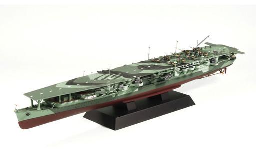 【中古】プラモデル 1/700 日本海軍 空母 龍鳳 長甲板 「スカイウェーブシリーズ」 [W193]