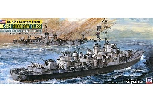 1/700 米国海軍護衛駆逐艦 DD-22...