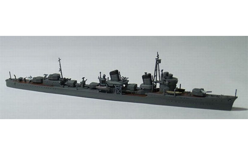 【中古】プラモデル 1/700 日本海軍 特型駆逐艦II型前期建造艦 綾波 [NV3]
