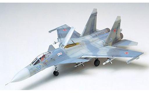 【新品】プラモデル 1/72 Su-27 B2 シーフランカー 「ウォーバードコレクション No.57」 ディスプレイモデル [60757]