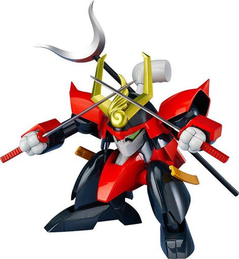 【予約】プラモデル PLAMAX MS-01 戦神丸 「魔神英雄伝ワタル」