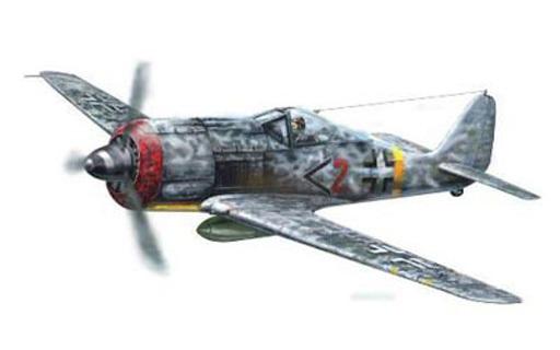 Eduard 1//48 Focke-Wulf FW 190D # EX445