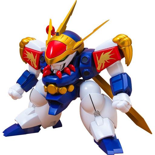 【予約】プラモデル PLAMAX MS-02 龍神丸 「魔神英雄伝ワタル」