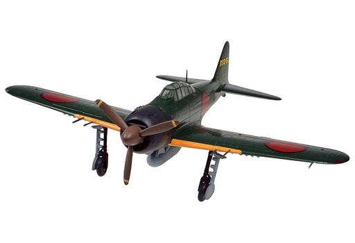 【新品】プラモデル 1/72 零戦52丙型/第252海軍航空隊 シリーズNo.1