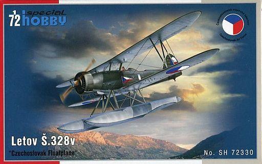 1/72 レトフ S.328v 水上機型標...