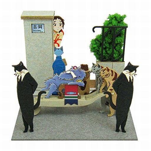 【中古】プラモデル 模型 スタジオジブリMini 猫の恩返し 猫の行列 「みにちゅあーとキット スタジオジブリシリーズ」 [MP07-62]