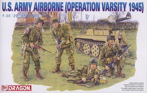 1/35 WW.II アメリカ陸軍 空挺部...