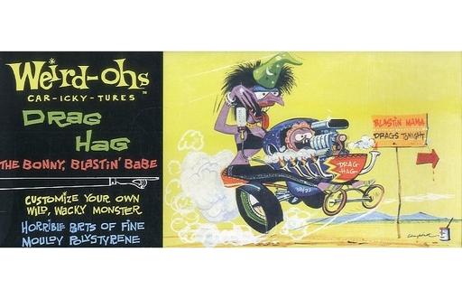 【中古】プラモデル Drag Hag 「Weird-Ohs -ウィアード・オー-」 [16003]