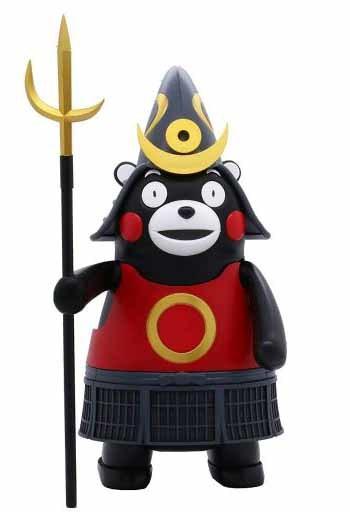【新品】プラモデル くまモンのプラモ 鎧兜バージョン 「Ptimoシリーズ No.6」