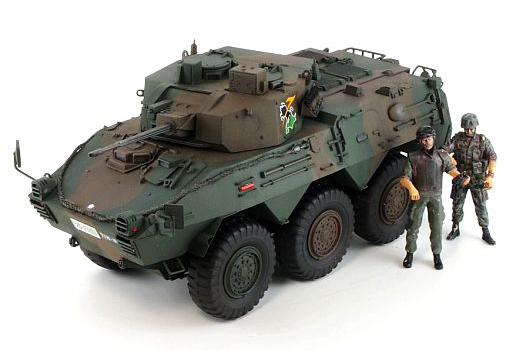 【新品】プラモデル 1/35 陸上自衛隊 87式偵察警戒車 「グランドアーマーシリーズ」 [G48]