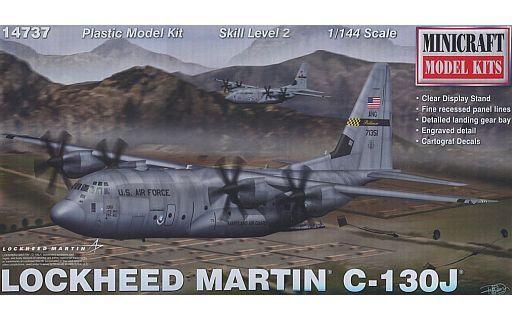 【新品】プラモデル 1/144 アメリカ空軍 C-130J スーパーハーキュリーズ [MC14737]