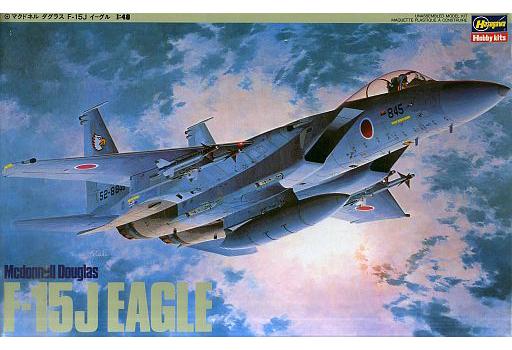 1/48 マクドネル ダグラス F-15J イーグル 「P9」 [P09]