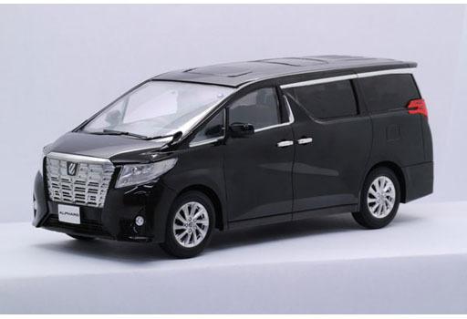 【新品】プラモデル 1/24 トヨタ アルファード GF3.5L(ブラック) 「車NEXTシリーズ No.7」 [066073]