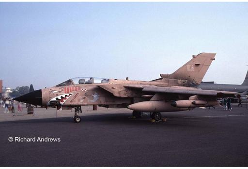 【予約】プラモデル 1/32 トーネード GR Mk1 RAF 湾岸戦争 [03892]