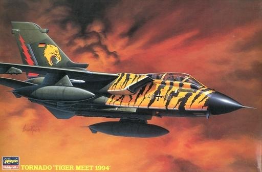 【中古】プラモデル 1/72 トーネード 'タイガーミート 1994' 「K114」 [04074]