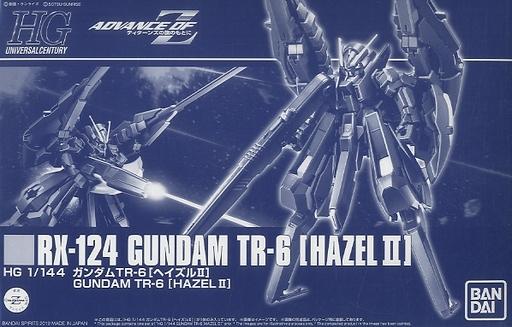 1/144 HG RX-124 ガンダムTR-6 ヘイズルII 「ADVANCE OF Z ~ティターンズの旗のもとに~」 プレミアムバンダイ限定 [5055857]