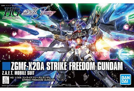 BANDAI SPIRITS 新品 プラモデル 1/144 HGCE REVIVE ZGMF-X20A ストライクフリーダムガンダム 「機動戦士ガンダムSEED DESTINY」