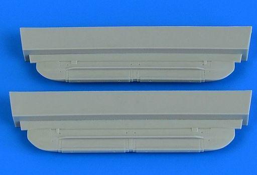 AIRES(アイリス) 新品 プラモデル 1/72 MiG-23MLD フレアランチャー カバー付き状態 ディティールアップパーツ [ARS7370]