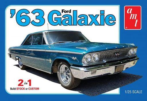 1/25 1963 フォードギャラクシー [AMT1186]