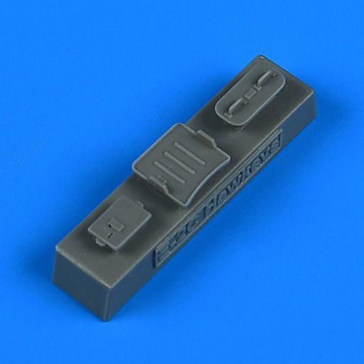 Quick Boost(クイックブースト) 新品 プラモデル 1/72 E-2 ホークアイ リムーブ・ビフォア・フライト カバー ハセガワ用 ディティールアップパーツ [QIC72653]