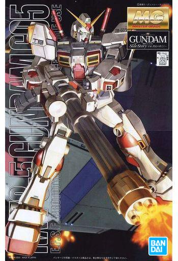 BANDAI SPIRITS 新品 プラモデル 1/100 MG RX-78-5 ガンダム5号機 「機動戦士ガンダム外伝 Side Story」 [5062838]