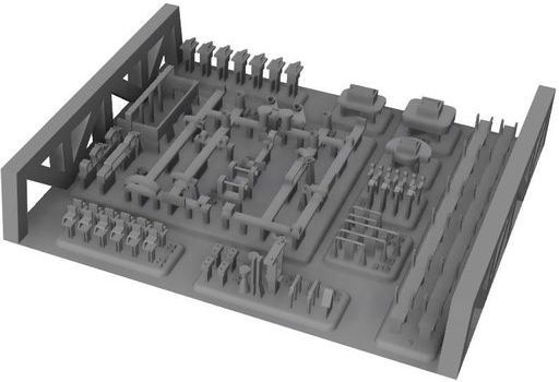MJ Miniatures(MJミニチュア) 予約 プラモデル 1/48 ドイツ パンサー戦車G型用ディテールアップパーツセット(エッチング製グリルカバー付) [MJEZ48001]