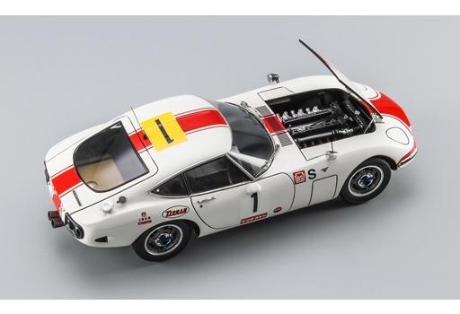 ハセガワ 1/24 トヨタ 2000GT 1967富士24時間耐久レー...