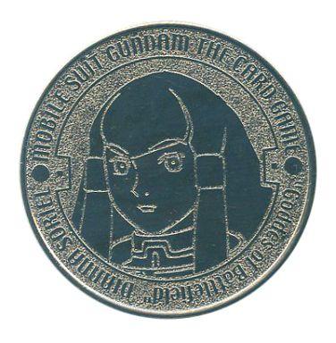 【中古】サプライ 『ディアナ・ソレル』 コイン 「ガンダムウォー 戦場の女神 コインプラス」