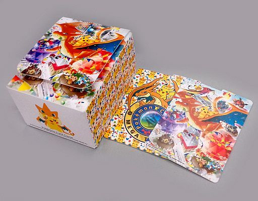 【中古】サプライ ポケモンカードゲーム デッキケース 『ポケモンセンターメガトウキョーOP』 ポケモンセンター限定