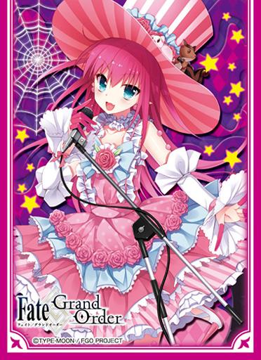 【新品】サプライ きゃらスリーブコレクション マットシリーズ Fate/Grand Order ランサー/エリザベート・バートリー(イラスト:とらのすけ)