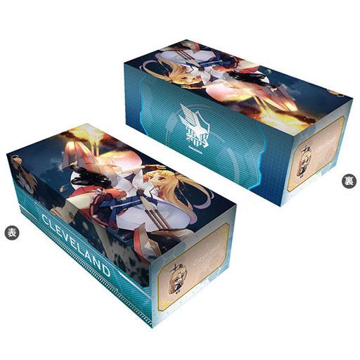 キャラクターカードボックスコレクションNEO アズールレーン 「クリーブランド」