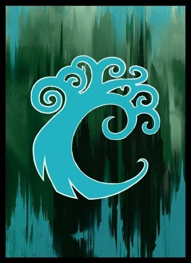 マジック:ザ・ギャザリング プレイヤーズカードスリーブ 『ラヴニカの献身』 シミック連合