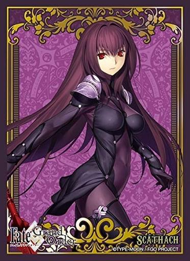 ブロッコリーキャラクタースリーブ プラチナグレード Fate Grand 「ランサー/スカサハ」