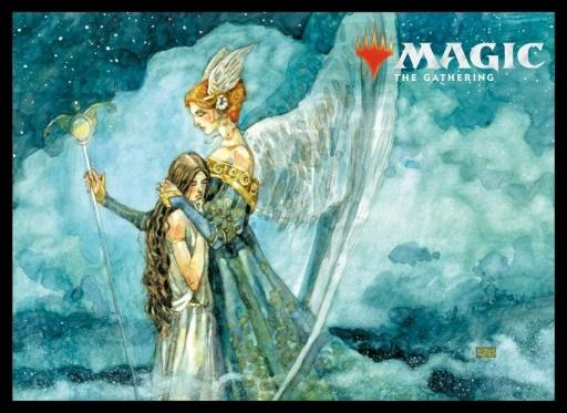 マジック スリーブ アルティメットマスターズ 蘇生の天使