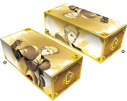 キャラクターカードボックス Grand Order 「アーチャー/ギルガメッシュ」
