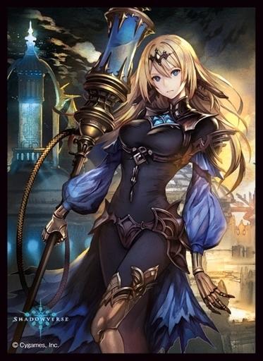 きゃらスリーブコレクション Shadowverse 蒼の反逆者・テトラ