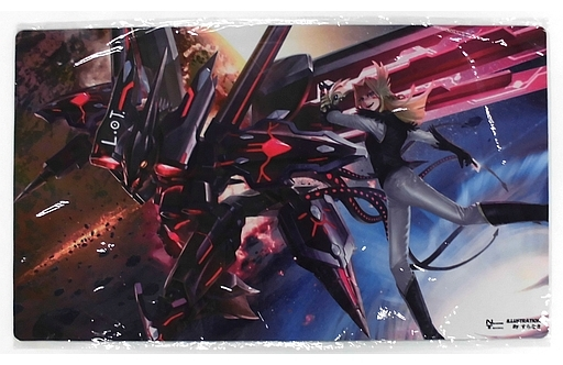なのです帝国 新品 サプライ 【遊戯王】プレイマット ギャラクシーアイズ・タキオン・ドラゴン(すらなき) エアコミケ3/なのです帝国