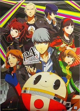 【中古】カレンダー TVアニメ ペルソナ4 2012年度カレンダー