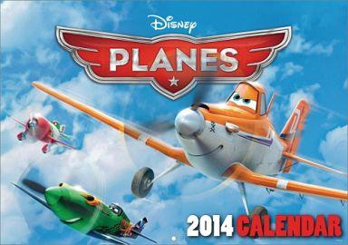 【中古】カレンダー プレーンズ 2014年度カレンダー