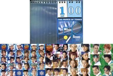 【中古】カレンダー ミュージカル テニスの王子様 日めくり卓上カレンダー