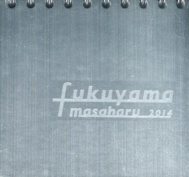【中古】カレンダー 福山雅治 2014年度卓上日めくりカレンダー Himekuri-makuri 2014