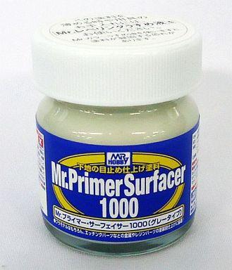 GSIクレオス 新品 塗料・工具 Mr.プライマーサーフェイサー1000 (グレータイプ)[SF287]
