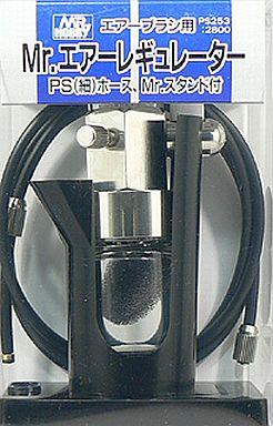 GSIクレオス 新品 塗料・工具 エアーブラシ用 Mr.エアーレギュレーター [PS253]