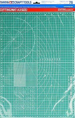 タミヤ 新品 塗料・工具 カッティングマット(A3サイズ) 「クラフトツールシリーズ No.76」 [74076]