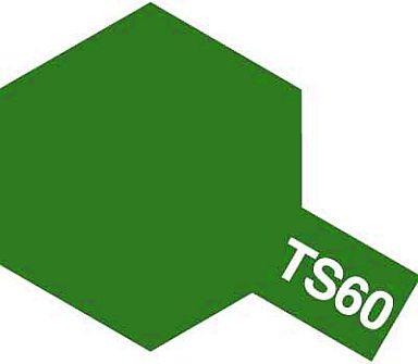 【新品】塗料・工具 塗料 タミヤ スプレーカラー パールグリーン[TS-60]
