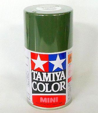 タミヤ 新品 塗料・工具 塗料 TS-91 濃緑色(陸上自衛隊) 「タミヤカラースプレー」 [85091]