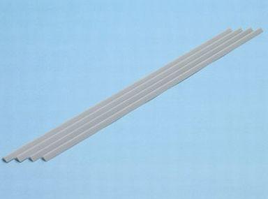 ウェーブ(WAVE) 新品 工具・デカール プラ=材料(グレー) 三角棒 5.0mm 4本入 「ホビーマテリアルシリーズ」 [OM-355]