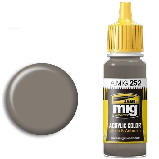 AMMO of Mig Jimenez 新品 塗料・スプレー 塗料 グレーブラウン AMT-1 [AMO-0252]