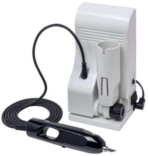 エコーテック 新品 塗料・工具 ホビー用小型超音波カッター [ZO-41II]