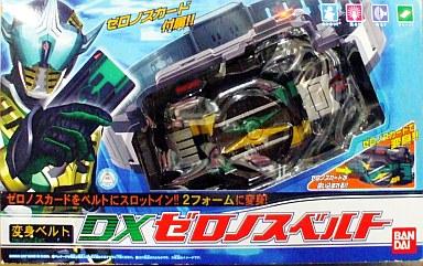【中古】おもちゃ 変身ベルト DXゼロノスベルト 「仮面ライダー電王」